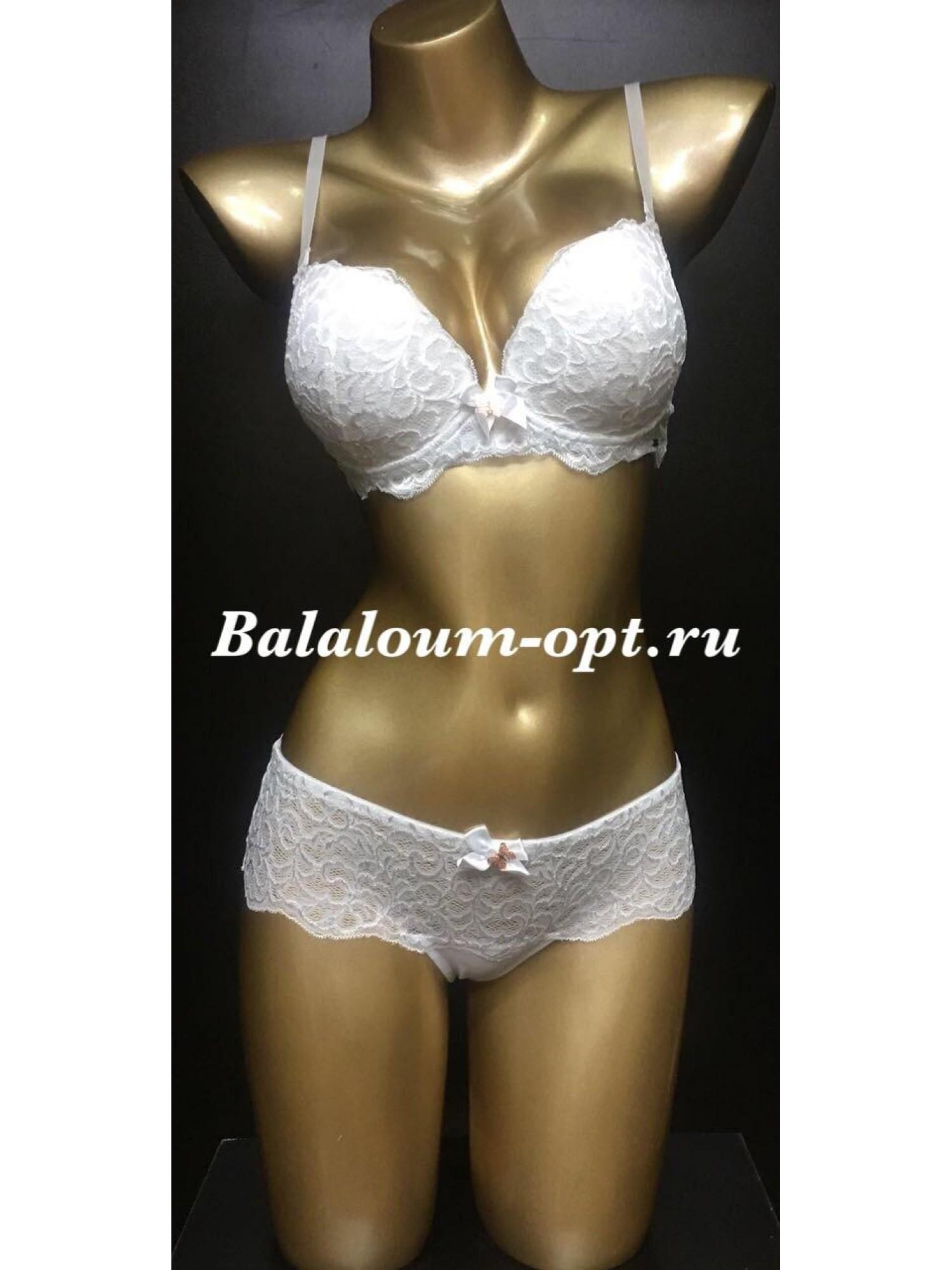 Комплект женского нижнего белья Balaloum А9327 Шампань