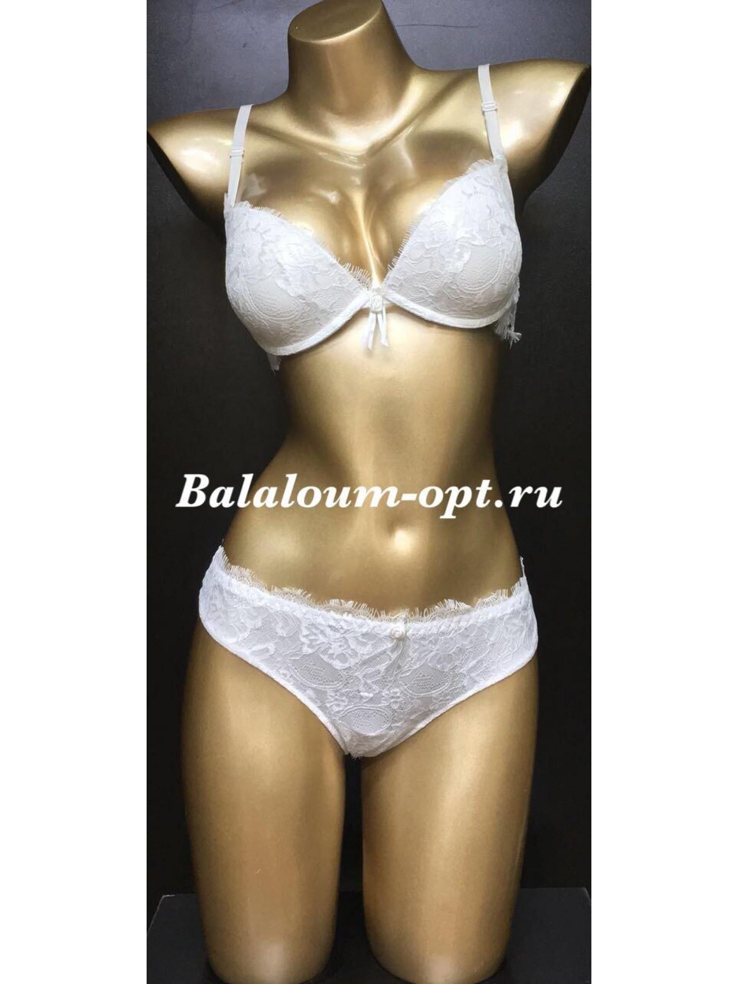 Комплект женского нижнего белья Balaloum А9345 Шампань