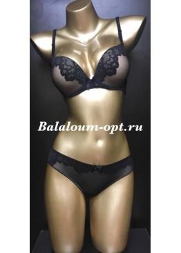 Комплект Balaloum A9381 Чёрно-коричневый