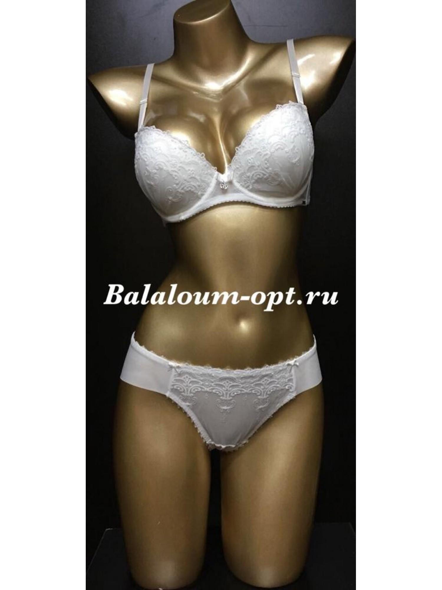 Комплект женского нижнего белья Balaloum А9337 Шампань