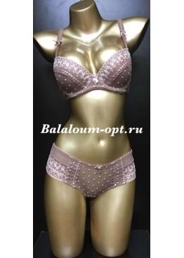 Комплект Balaloum A9336 Кофейный