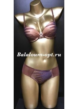 Комплект Balaloum A9338 Кофейный