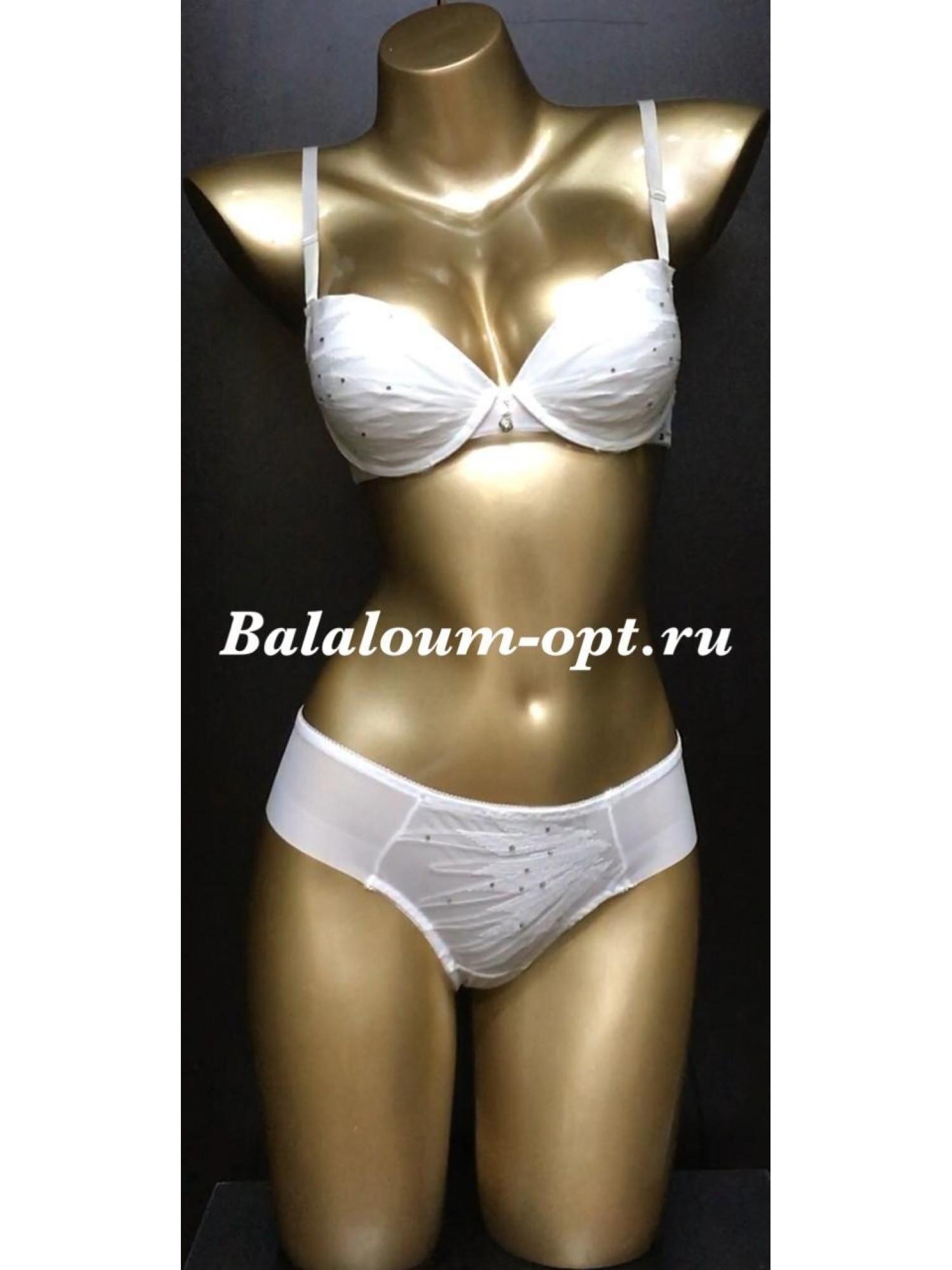Комплект женского нижнего белья Balaloum А9338 Шампань