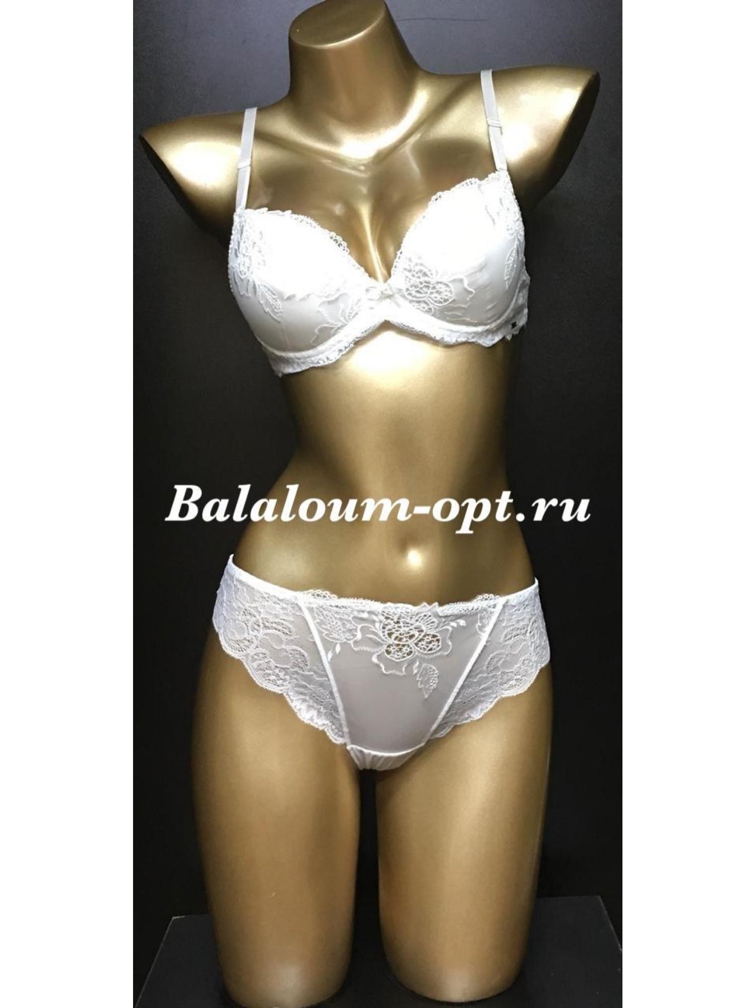 Комплект женского нижнего белья Balaloum А9346 Шампань
