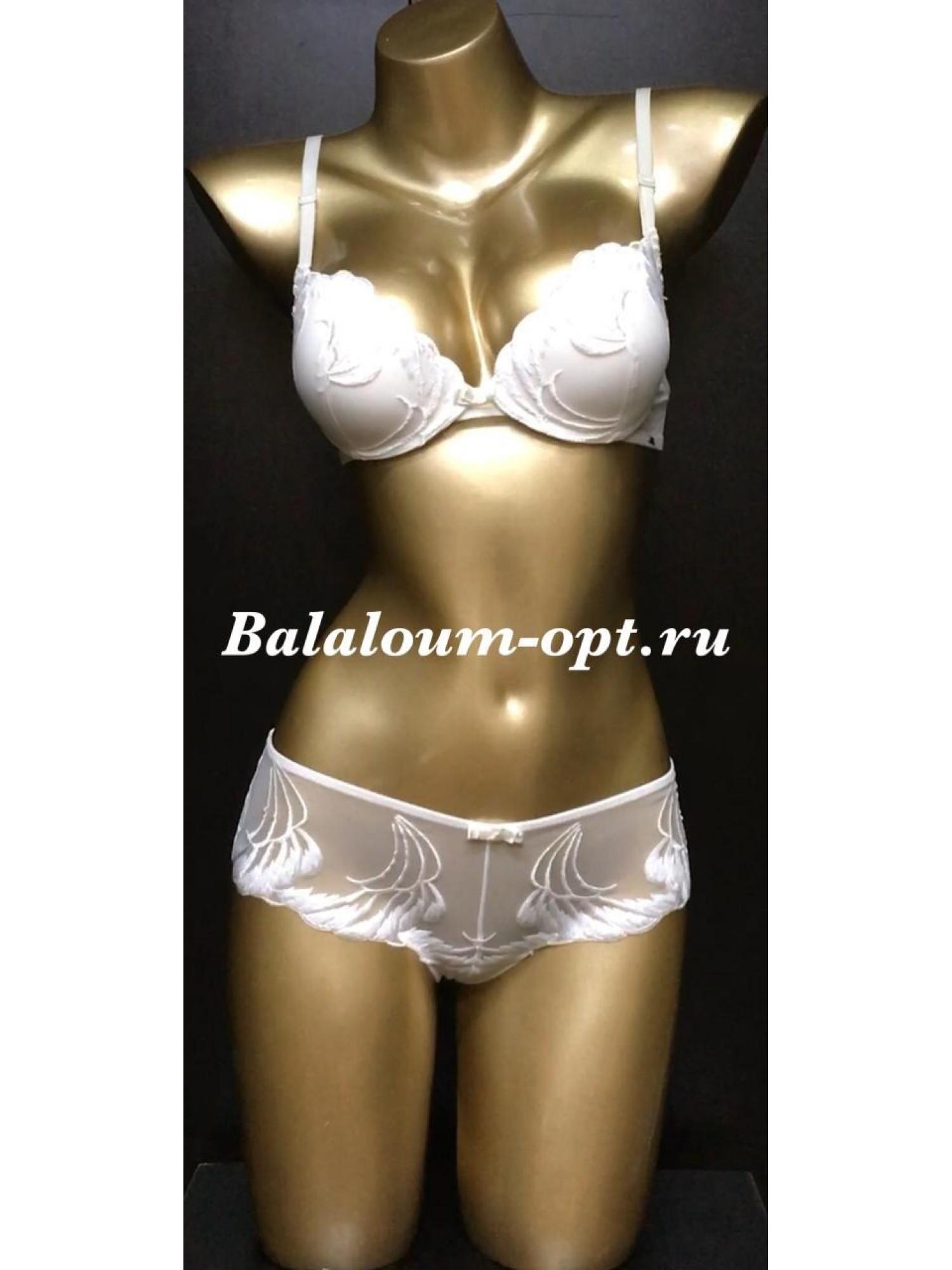 Комплект женского нижнего белья Balaloum А9350 Шампань