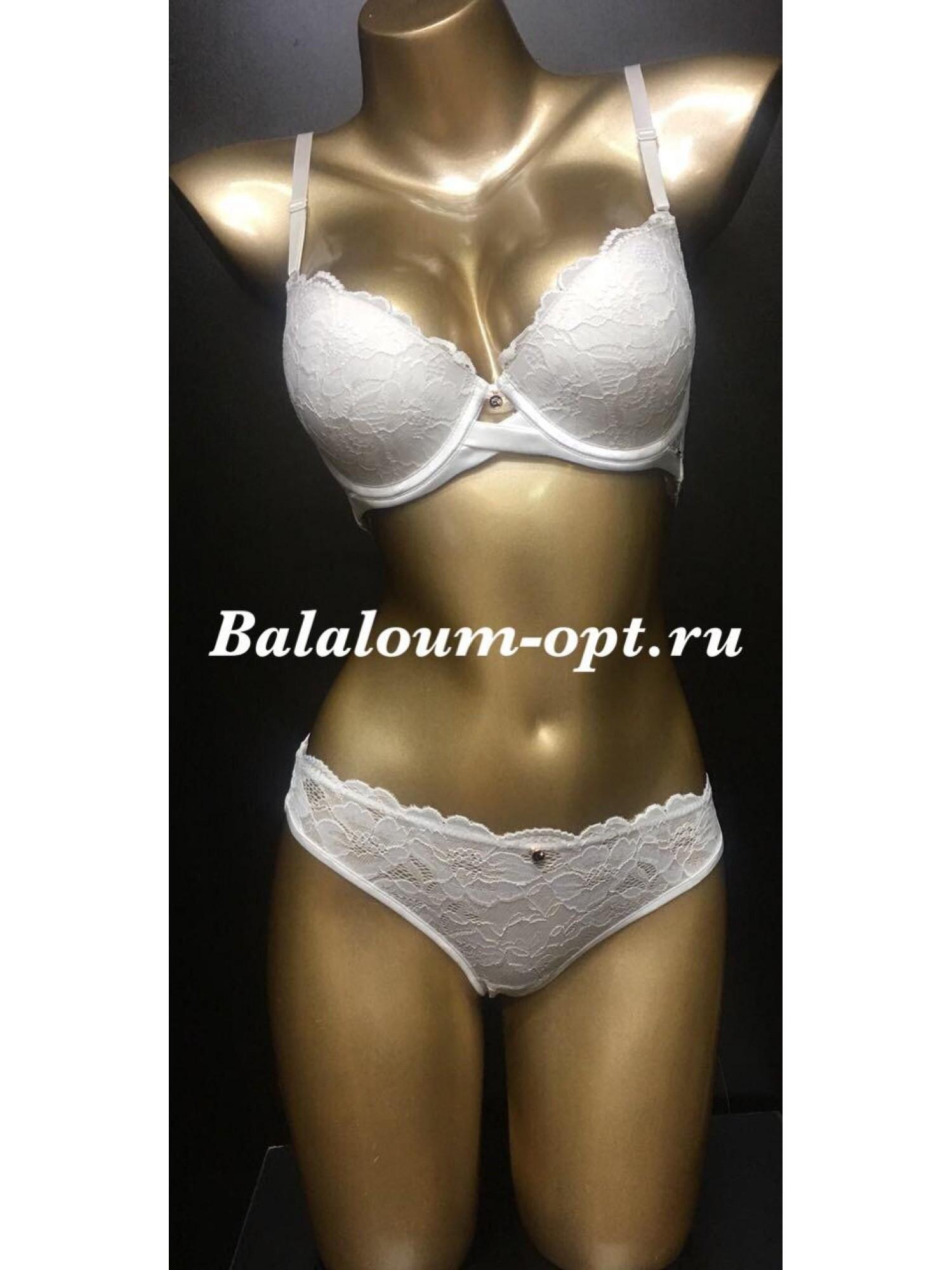 Комплект женского нижнего белья Balaloum А9370 Шампань