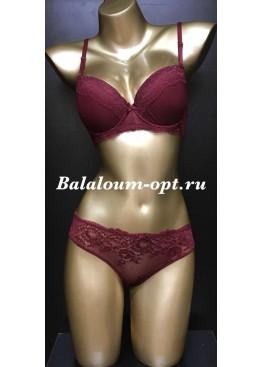 Комплект Balaloum A9382 Бордовый