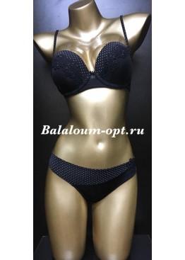 Комплект Balaloum A9343 Чёрный