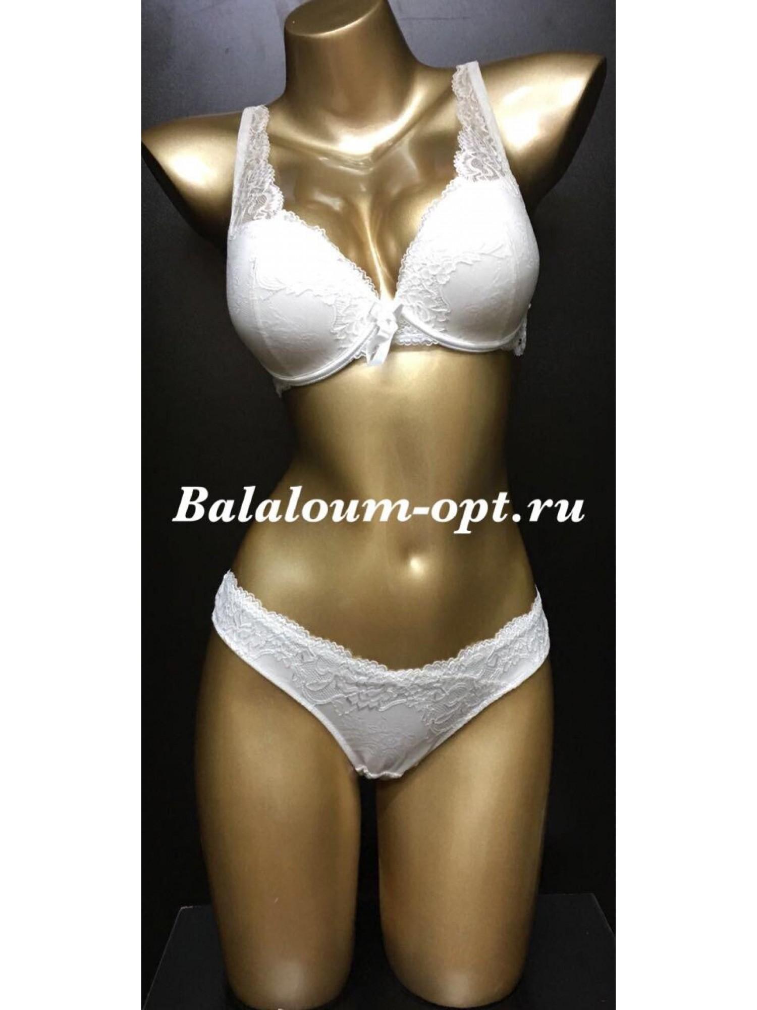 Комплект женского нижнего белья Balaloum А9362 Шампань